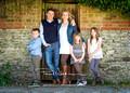 Stephanie, Colin, Georgia, Jake & Heather