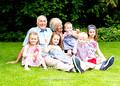 Betty, David and Family