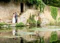 Claire and Regent's Wedding