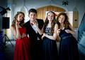 Henry Floyd Year 11 Prom 2014
