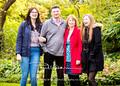 Julie, Steve, Josie & Ella